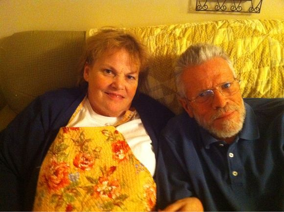 Day 7 - my parents!