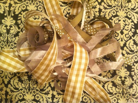 Day 15 - new ribbon!
